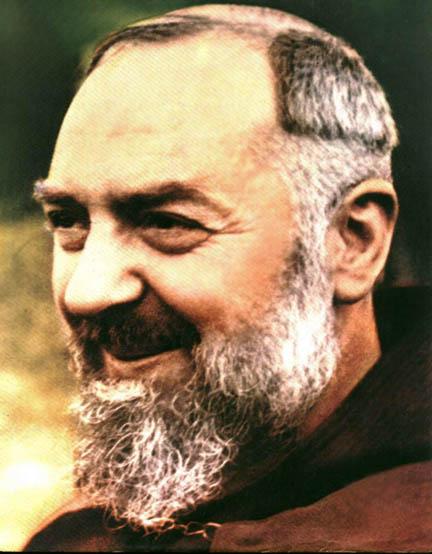Litania ojca Pio