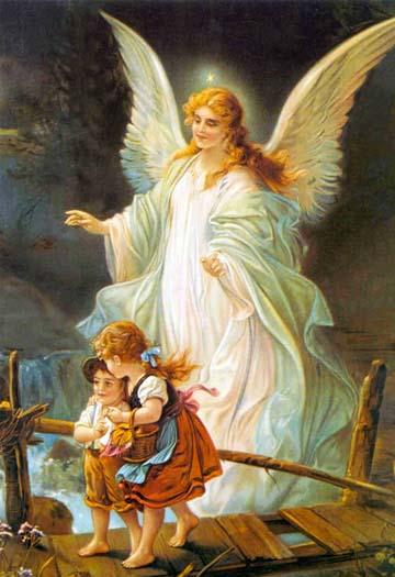 Pismo święte mówi o aniołach