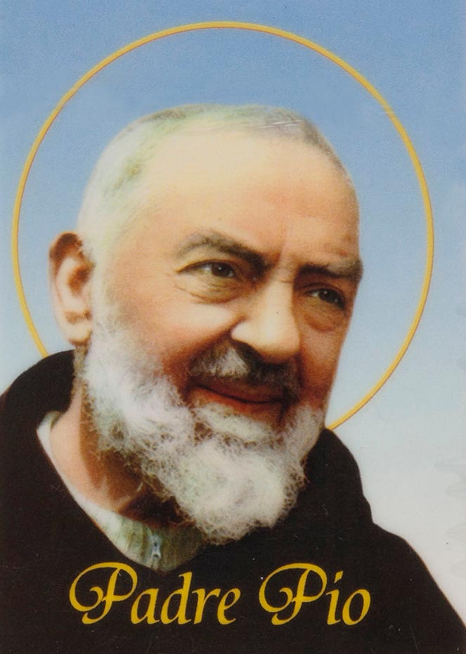 father ojciec Pio