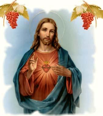 litania imienia Jezus
