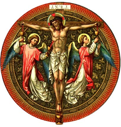 litany of the blood of Christ