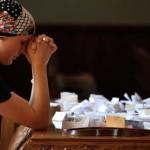 Modlitwa chorego po przyjęciu sakramentu św.