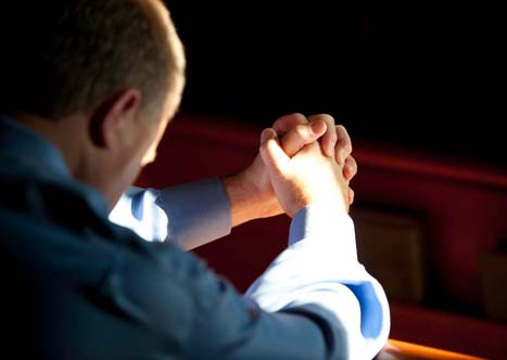 Modlitwa żalu
