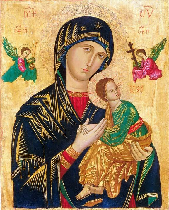 nowenna matki boskiej nieustajacej pomocy
