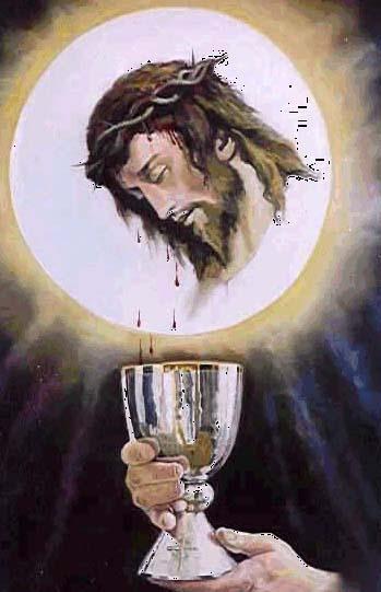 Modlitwa o ochronę przez Krew Chrystusa