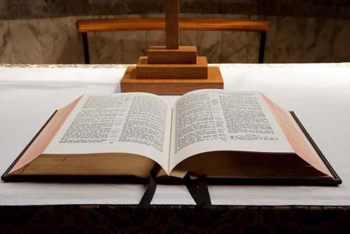 Bóg ogłasza Prawo Przymierza