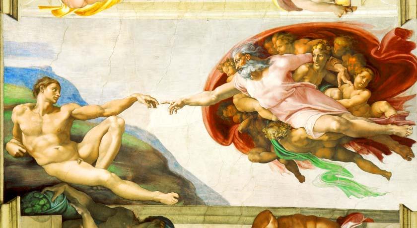 Pismo święte mówi o człowieku stworzonym przez Boga