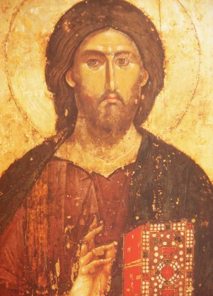 Chrystus Pantokrator