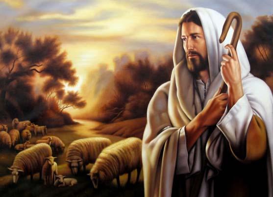 Chrystus pasterz