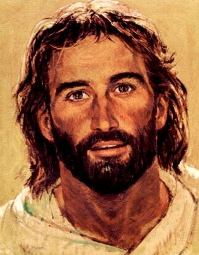 Jezus twarz