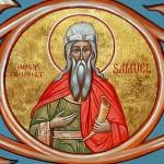 Samuel w służbie Prawa Przymierza