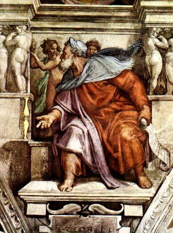 Ezechiel opiekun ludu i prorok nadziei