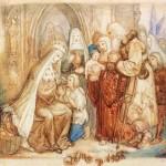 Życiorys - Błogosławiona królowa Jadwiga